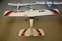 Name: 041.jpg Views: 210 Size: 43.7 KB Description: My Aprentice (biggest one) Mini Super Cub (left) Cessna 192 (Right) Sukhoi SU-26m (center top)