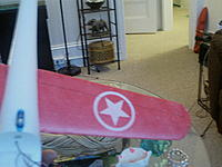 Name: IMAG0696.jpg Views: 239 Size: 220.9 KB Description: aileron servo install and aileron drawn on wing. plus the canopy is removed