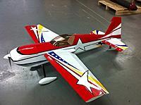 "Name: 51"" AJ Slick.jpg Views: 136 Size: 76.2 KB Description: New In Box.  Airframe Only."