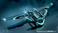 Name: Tron Legacy Light Jet 001.jpg Views: 583 Size: 145.5 KB Description: Glow in the dark vinyl would be a cool white/green giving it a look similar to this.