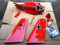 Name: newredkomet2.jpg Views: 122 Size: 88.6 KB Description: Decals are very good and well placed!!
