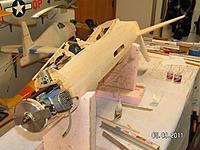 Name: sheeting side2.jpg Views: 236 Size: 284.8 KB Description: shows the L bracket on the prop shaft