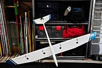 Name: .jpg Views: 213 Size: 73.9 KB Description: 6 Servo Sailplane - One piece wing.  Carbon horns.