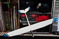 Name: _DSC1585.jpg Views: 174 Size: 68.4 KB Description: Monokote wing/Acrylic Enamel Auto Painted Fuse.