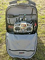 Name: IMG_1305.jpg Views: 490 Size: 299.9 KB Description: Take out Radio and attach LRS antenna.