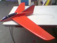 Name: Image012.jpg Views: 252 Size: 29.8 KB Description: just a pic to show you how smooth this plane is , and i havent even put goop on it yet..