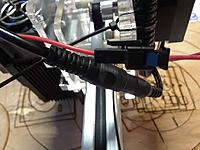 """Name: 20180511_204647s.jpg Views: 19 Size: 184.8 KB Description: This is the TTL connection between the """"15w"""" laser module's harness and the cnc harness. Anybody know what this connector is?  (The other of course is the 12v line.)"""