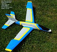Name: P_A_1a.jpg Views: 925 Size: 141.2 KB Description: new paint n' rudder linkage visable