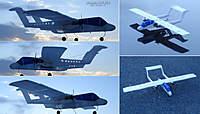Name: B_FCD_01.jpg Views: 347 Size: 135.0 KB Description: 30 inch wing built (morning shots)