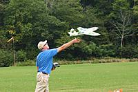 Name: IMG_1100.jpg Views: 71 Size: 104.5 KB Description: Tom getting some flying in douring the calm before the storm.