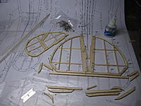 Name: IMG_8007.jpg Views: 189 Size: 213.3 KB Description: With no motor to work with, the tail feathers are begun.