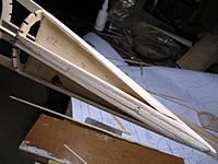 Name: IMG_8010.jpg Views: 152 Size: 182.0 KB Description: Stringers rather than foam block in the tail section.