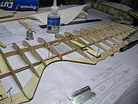 Name: IMG_8229.jpg Views: 83 Size: 216.9 KB Description: An afternoon of un-interupted bench time will have the top wing framed.