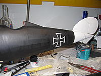 Name: IMG_8805.jpg Views: 80 Size: 212.9 KB Description: The decal was touched up to go with the fuselage.