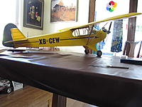 Name: IMG_2160.jpg Views: 125 Size: 203.8 KB Description: Now restored, she may see an e-conversion  yet...