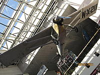 Name: IMG_4433.jpg Views: 91 Size: 294.0 KB Description: The two dark tubes projecting from the bottom of the fuselage just behind the cockpit.  Waste disposal?