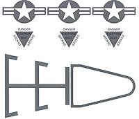 Name: F-16 Decals.jpg Views: 912 Size: 117.3 KB Description: Some of the decals I'm making.