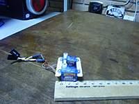 Name: mservodim.jpg Views: 124 Size: 41.0 KB Description: Micro servos S0251 HK/Blue-Arrow comparative measure.