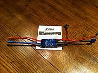 Name: New Photos 011.jpg Views: 73 Size: 300.5 KB Description: E-flite 60-Amp ESC with instructions.