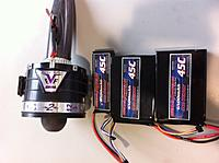 Name: EVF 2 12s wbatts.jpg Views: 185 Size: 105.4 KB Description: My EVF 2 setup with Batteries