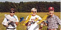 Name: BobPatDaveJA.jpg Views: 258 Size: 45.8 KB Description: Dave Franks, Pat Daily and Bob McClellan