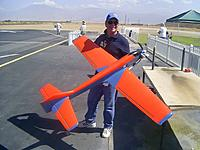 Name: Tipo and Chris at Arvin CA.jpg Views: 176 Size: 93.7 KB Description: Sportsman victory in Classic for this 3 year R/C flyer courtesy of the good flying Tiporare.