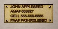FAA ID