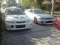 Name: 2012-03-27 09.25.43.jpg Views: 85 Size: 237.1 KB Description: my evo 6 with my GTR33