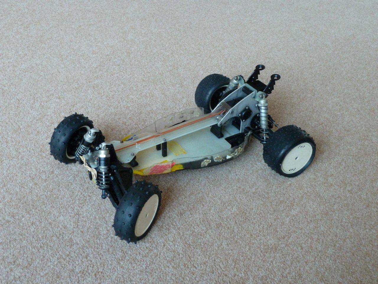 kyosho lazer zx 5 manual