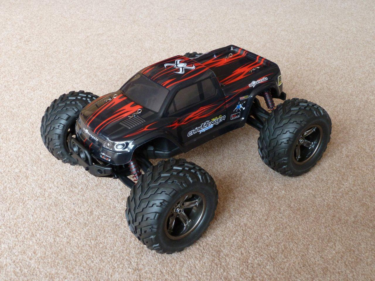 Mini-Review Foxx S911 1/12 2WD Brushed Monster Truck - RC Groups