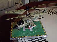 Name: KA-52.jpg Views: 285 Size: 73.7 KB Description: My KA-52 sitting on the cd case helipad.