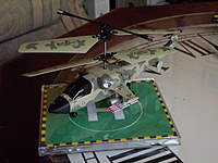 Name: KA-52.jpg Views: 475 Size: 73.7 KB Description: My KA-52 sitting on the cd case helipad.