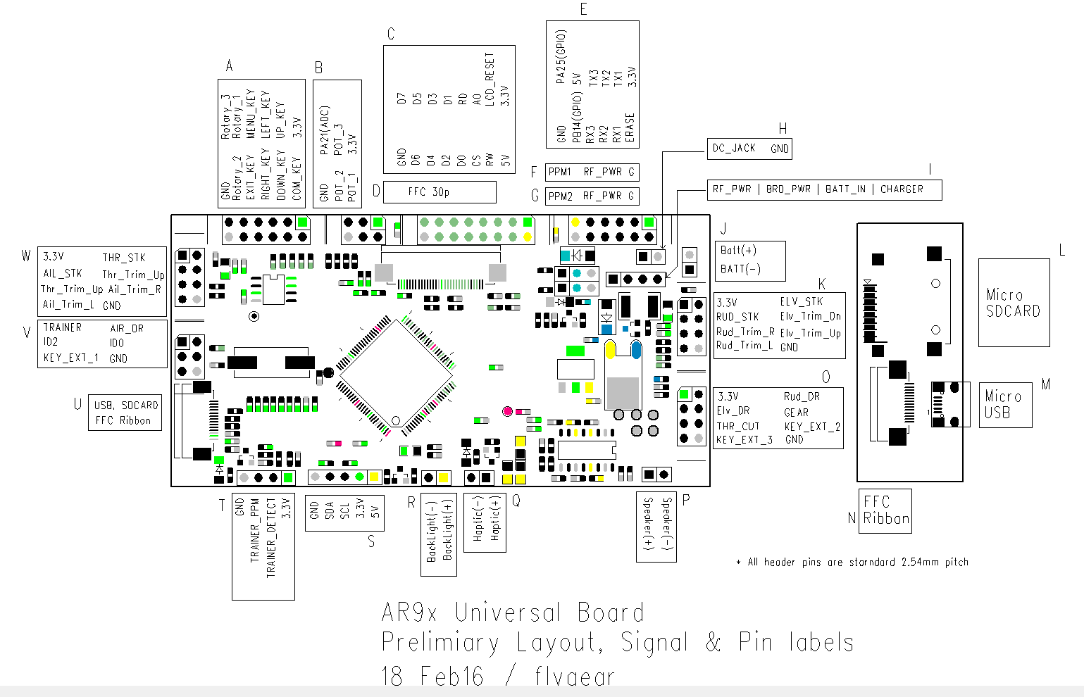 Aruni Ar Universal Board Page 11 Rc Groups Trim Pot Wiring This Image Has Been Resized Click Bar To View The Full Original Is Sized 1539x990