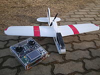 Name: DSC03592.jpg Views: 337 Size: 243.2 KB Description: Right after very successful 2 mins flight.