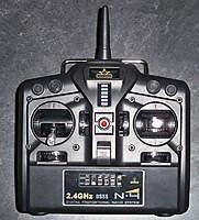 Name: Transmitter Face.jpg Views: 538 Size: 99.9 KB Description: N4 Transmitter