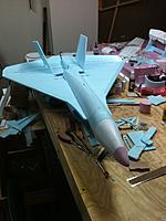 Name: Complete5.jpg Views: 296 Size: 95.2 KB Description: Complete airframe