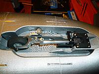 Name: HobbyKing retract with Freewing f-86 gear strut.jpg Views: 228 Size: 1.51 MB Description: