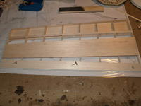 Name: Picture or Video 037.jpg Views: 254 Size: 66.1 KB Description: Lower sheeting first then pinned flat.