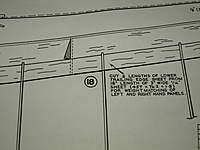 Name: Picture 051.jpg Views: 72 Size: 49.2 KB Description: Step 18 - Laminated balsa trailing edges.