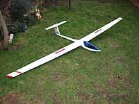 Name: Picture 023.jpg Views: 255 Size: 137.9 KB Description: Little wings, 3.16 metres span.