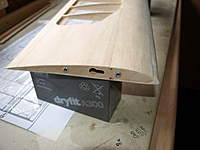 Name: Picture 109.jpg Views: 94 Size: 45.6 KB Description: Notes on the plan suggest to laminate the two ply root ribs on assembly, I usually add the outer one afterwards...
