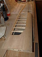 Name: Picture 112.jpg Views: 89 Size: 53.8 KB Description: Propping up the inner panel to add the tip section.