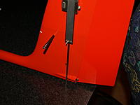 Name: Picture 022.jpg Views: 126 Size: 103.3 KB Description: Vernier depth gauge dropped down vertically to the work top.