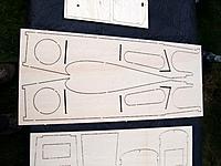 Name: P9249017.jpg Views: 157 Size: 731.1 KB Description: Liteply fuselage side doublers.