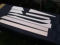 Name: P9249022.jpg Views: 136 Size: 585.4 KB Description: Balsa fuselage side parts.