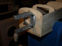 Name: P2119566.jpg Views: 52 Size: 334.6 KB Description: Engine mount fitted without the packer.