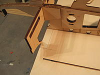 Name: 2013 02 12_2067.jpg Views: 480 Size: 130.4 KB Description: This former needed to be installed while in the jig so that the front LE brace could be installed.  No way to get it in there after everything was glued up.