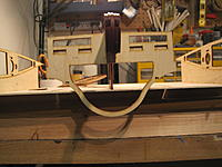Name: 2013 02 12_2068.jpg Views: 472 Size: 177.9 KB Description: Good thing I let the front of the jig overhang the MDF!