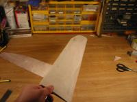 Name: 0132.jpg Views: 287 Size: 59.9 KB Description: Right wing half sanded all pretty.