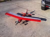 Name: Hooker first flight.jpg Views: 147 Size: 151.2 KB Description: Hooker from Chuck Cunningham plans 1981